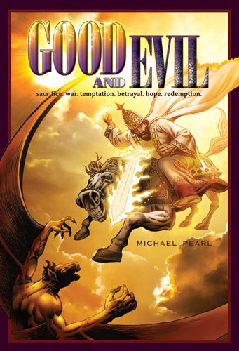 good and evil book picture